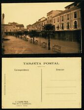Tarjeta Postal Ciudad Real. Plaza de la Constitución. Nº 4. FOTO ROISIN.