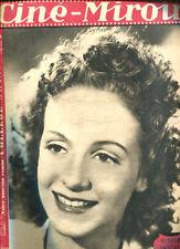 CINE-MIROIR N°848. COLLEGE SWING. GISELE PASCAL. 1947.