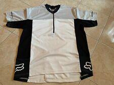 FOX Maglia Ciclismo Mezza Manica MTB Freeride Downhill XC TG.L