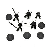 GREY KNIGHTS 5 Strike squad Warhammer 40K missing some parts