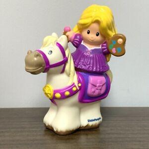 Fisher Price Little People Klip Klop Ponies & Disney Princesses Figure Doll Gift