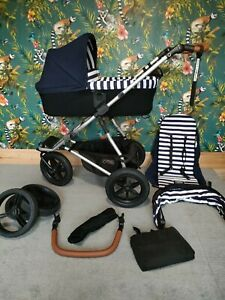 mountain buggy urban jungle Nautical With Multiple Accessories. Great Condition