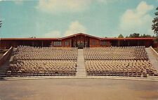 GRANDVIEW STATE PARK BECKLEY WV VIEW FROM STAGE~CLIFFSIDE AMPHITHEATER POSTCARD