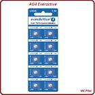 Piles boutons alcaline AG3 LR41 1.5V Everactive, livraison rapide et gratuite !