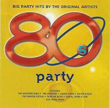Various Artists-80's Party CD