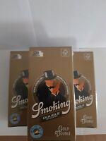 Carnet Feuilles à Rouler Smoking Brown M 1.1//4 50 Feuilles 78x44mm