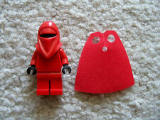 LEGO Star Wars - Rare Imperial Royal Guard with Cape - Excellent/New