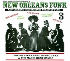 VARIOUS ARTISTS - NEW ORLEANS FUNK, VOL. 3: TWO-WAY-POCKY-WAY, GUMBO YA-YA & THE