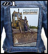 METALUCIFER   --- Huge Jacket Back Patch Backpatch --- Various Designs