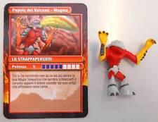 Gormiti 1 Prima Serie Vulcano Magma Lo Strappapensieri