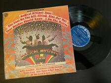 THE BEATLES Magical Mystery Tour RARE TAWIAN LP Tong Sheng PSYCH
