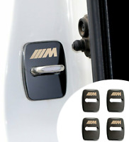 BMW M X5 X6 F15 E70 E71 E91 E92 E93 F20 F15 F13 M3 E34 door lock latch covers 4x