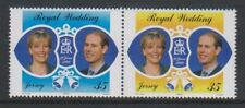 Jersey - 1999, Royal Wedding set - MNH - SG 903/4