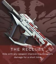 Destiny 2: (The Recluse Full Quest Completion!) + (2100 Points!) (PS4,Xbox,PC!)