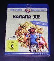 Banana Joe Avec Bud Spencer Gunther Philipp blu ray Expédition Rapide Neuf & Ovp