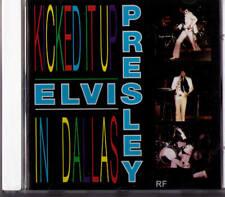 Elvis Presley CD Kicked It Up in Dallas - Live in Dallas, Texas 1971