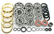 Isuzu Trooper Rodeo Amigo 5sp Transmission Rebuild Bearing Synchro Kit