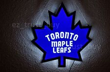"""New Toronto Maple Leafs Man Cave LED Neon Sign 20"""""""