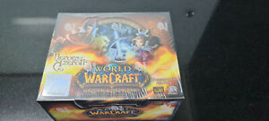 Heroes of Azeroth Display - World of Warcraft wow tcg - saltwater snapjaw loot??