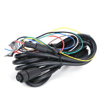 For Garmin GPS/GPSMAP 128 152 192C 580 Power Data Cable Sounder Bare Wire