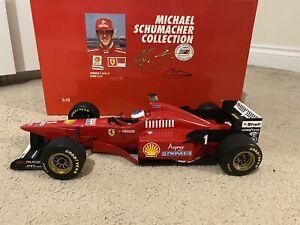 Michael Schumacher Minichamps Collection Ferrari F310/2 1:12