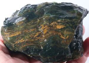 Hampton Butte Agatized Petrified Wood lapidary 1 lb 4 oz  rough