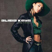 ALICIA KEYS - SONGS IN A MINOR - NEW VINYL LP