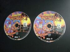 The Curse of Monkey Island  (PC, 1997) Original discs only