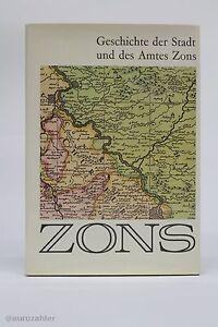 Geschichte der Stadt und des Amt Zons Aenne Hansmann ISBN 3508001695