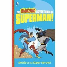 Battle of the Super Heroes! by Yale Stewart (Paperback, 2016)