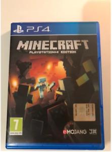 Minecraft playstation edition ps4 originale in italiano