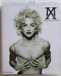 Madonna 3x Triple BD The Collection