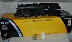 K-LINE 3470-1295CC NYC 4-6-6T TANK ENGINE