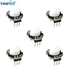 5pcs Mini Mh Sr602 Sr602 Pir Infrared Motion Sensor Detector Module For Arduino