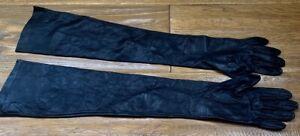 Dent Women's Long Supple & soft Leather Gloves