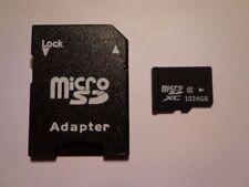 1TB / 1024GB Class 10 MicroSDXC Micro SD Memory Card