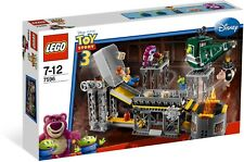 LEGO Toy Story Trash Compactor Escape 7596 New minifig dirt Woody Alien this set