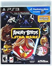 Angry Birds Star Wars Playstation 3 Video Games For KIds PS3 Original New Gift