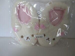San-X Rilakkuma Slippers NEW Toreba Rare White Japan