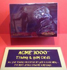 Topps 2001 - Star Wars Evolution Complete Set Of 90 All Foil Cards