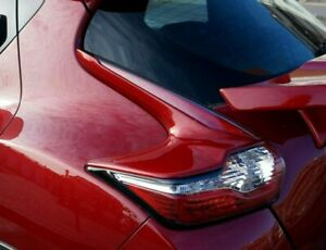 REAR Tail Light lamp Cover Trim for Nissan Juke 2015 after restayling