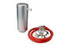 Tall oil Universal De Plata captura Depósito Tanque Respiradero puede Filtro de aire
