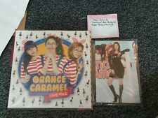 KPOP Orange Caramel 4th Single My copycat CD Photobook Nana photo card rare