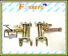17mm drum brake Front Wheel  stub axle kit suit 3 stud wheel project stx17d