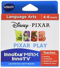 VTech Pixar Play InnoTab Max InnoTV Games Cartridge  **BRAND NEW**
