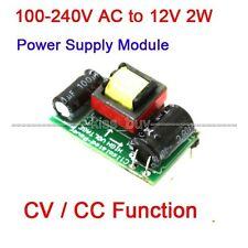AC Converter 110v 220v to DC 12v 2W Isolated Transformer Power Supply Module