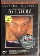 The Aviator (DVD, 2005, 2-Disc Set)  Leonardo Di Caprio  BRAND NEW & SEALED