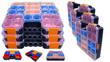 XL Sortimentskasten Kleinteilemagazin Sortierkiste Box Koffer Schraubenbox Kiste