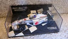 2003 JACQUES VILLENEUVE 1/43 MINICHAMPS PAULS MODEL ART BAR 03  #10 LOOK