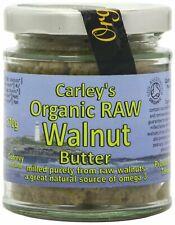 Organic Raw Walnut Butter - Vegan - 170g